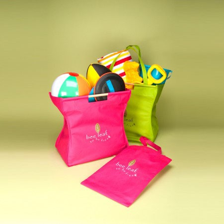 Tropical Paradise Combo Set - Fuchsia and Lime Green